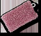 ダスキン 浴槽用スポンジ ピンク